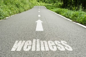 Road the wellness and good health
